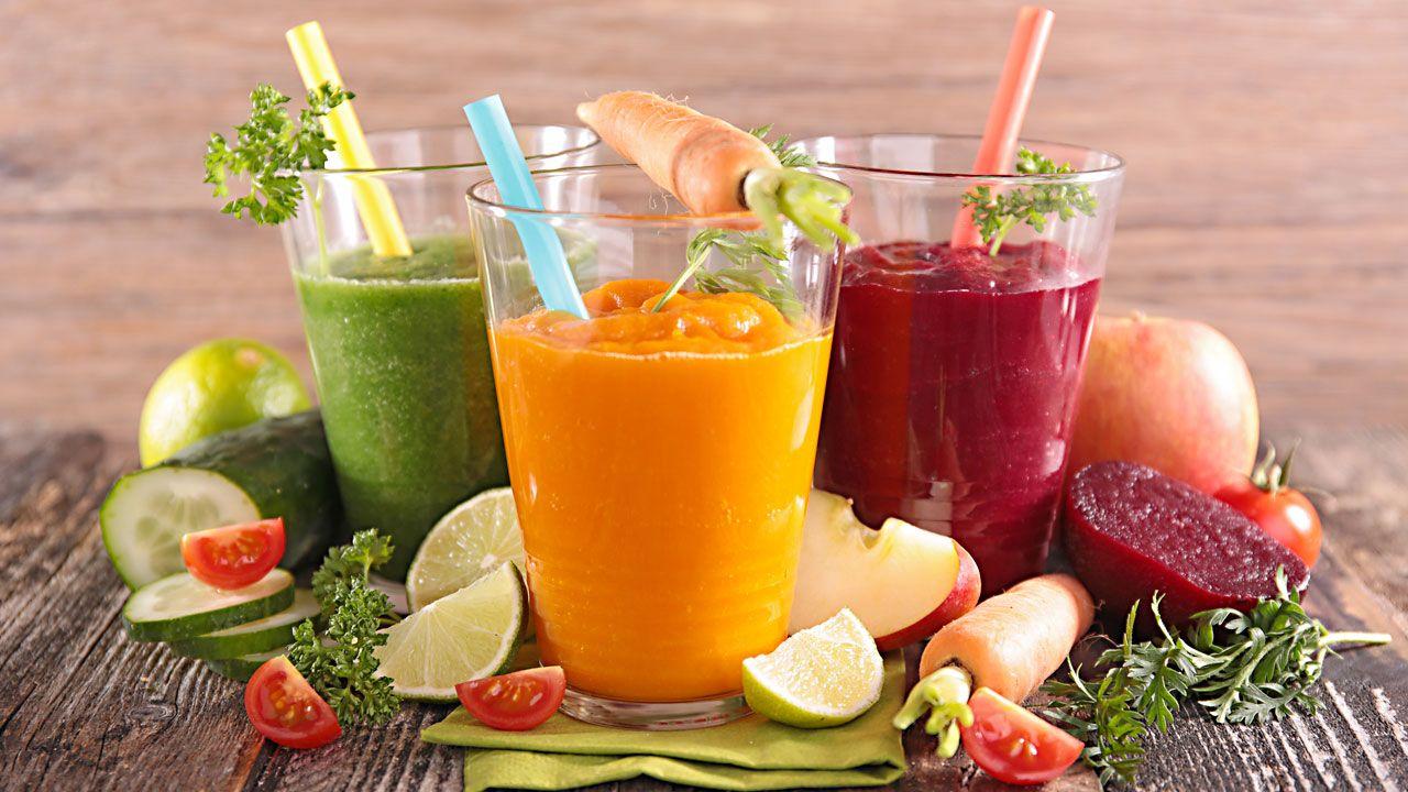 Heilfasten gesunde Ernährung