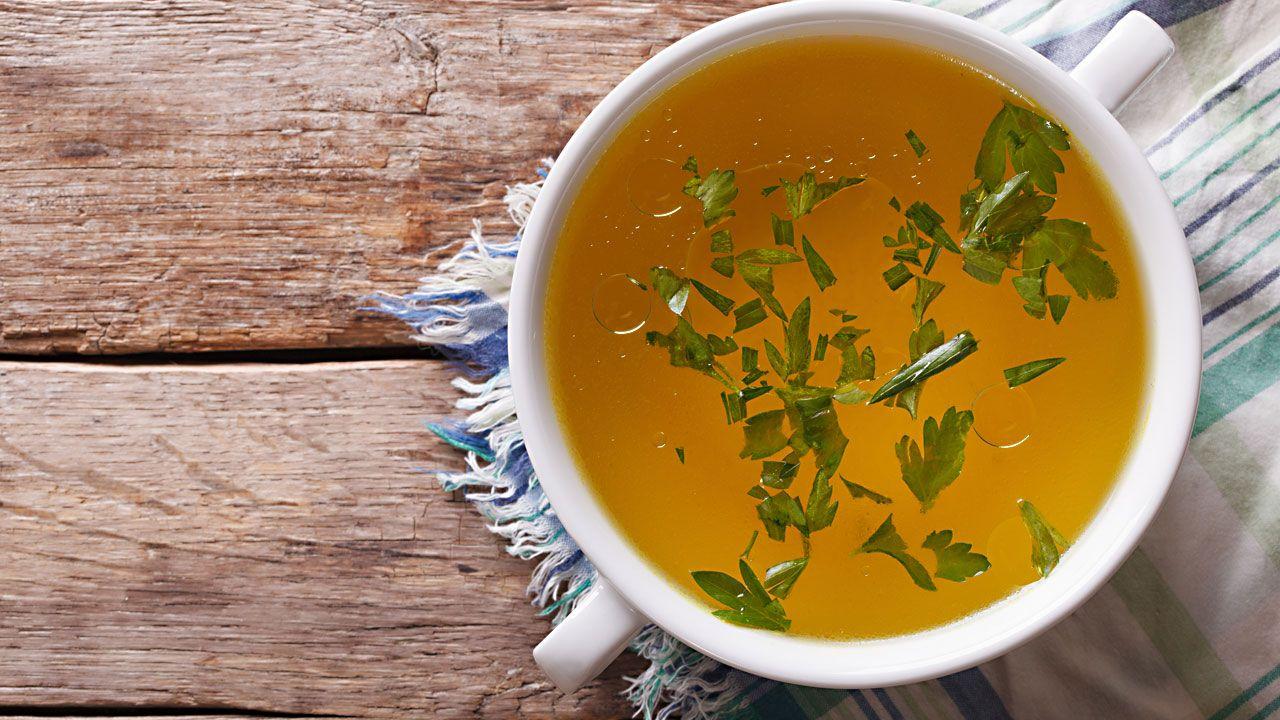 Heilfasten Suppe