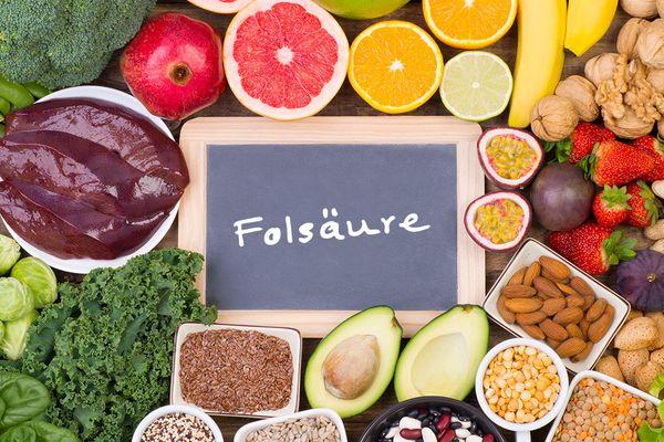 Folsäure (Vitamin B9)