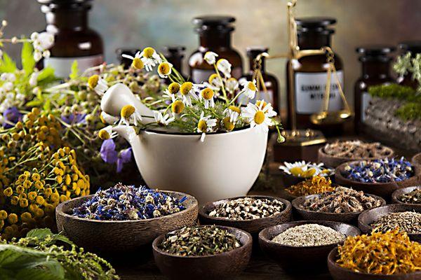 naturheilkundliche Wirkstoffe
