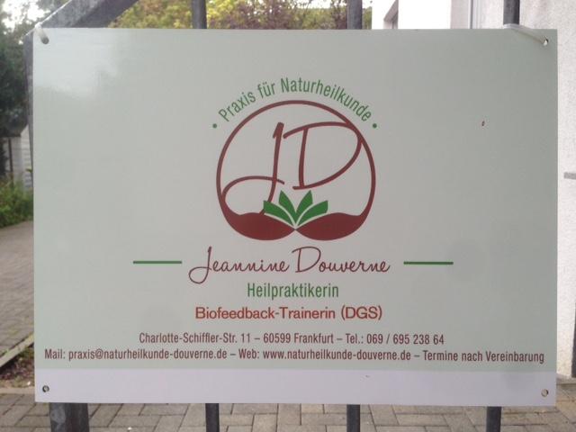 Logo der Jeannine Douverne