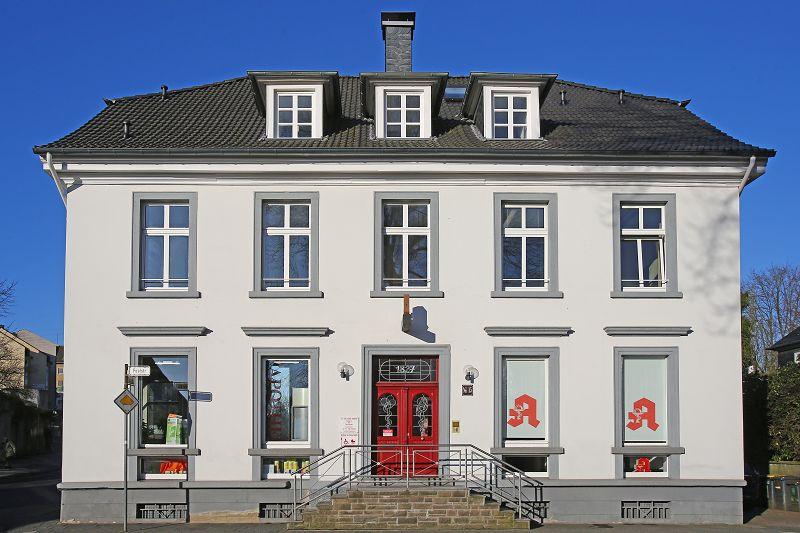 Logo der Apotheke am Bismarckplatz