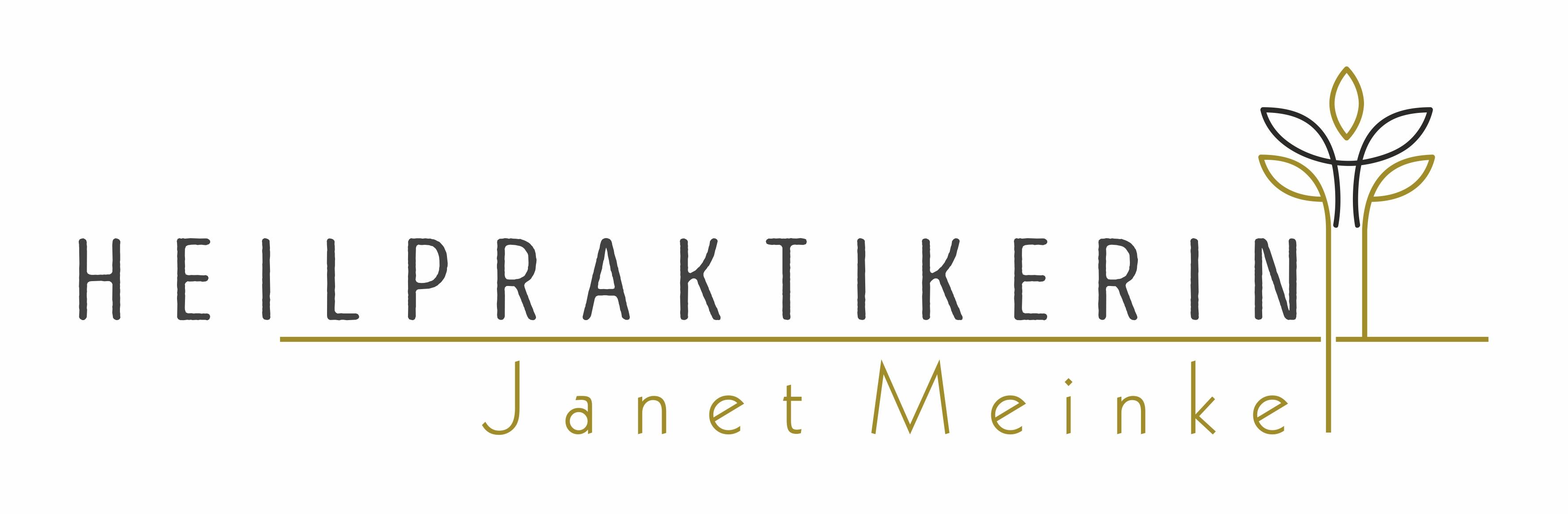 Logo der Heilpraktikerin Janet Meinke