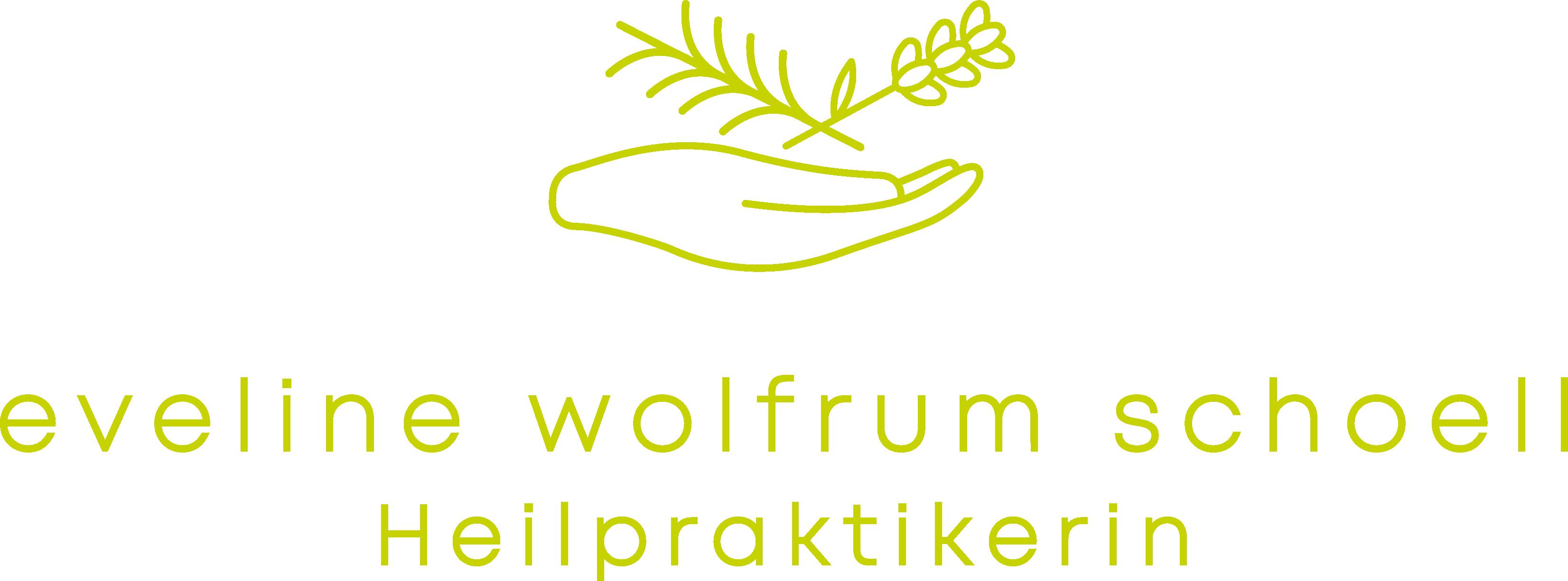 Logo der Heilpraktikerin Eveline Wolfrum-Schöll