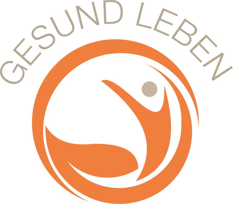 Logo der gesund leben